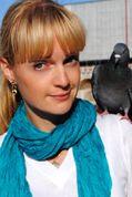 Russian scammer Elena Leuyshuna