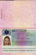 Russian scammer Yuliya Zakalina