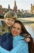 Russian scammer Elena Shakina
