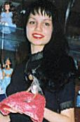 Russian scammer Elena Yambaeva